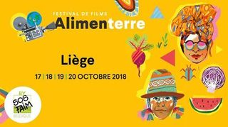 Photo de Festival Alimenterre Belgique.